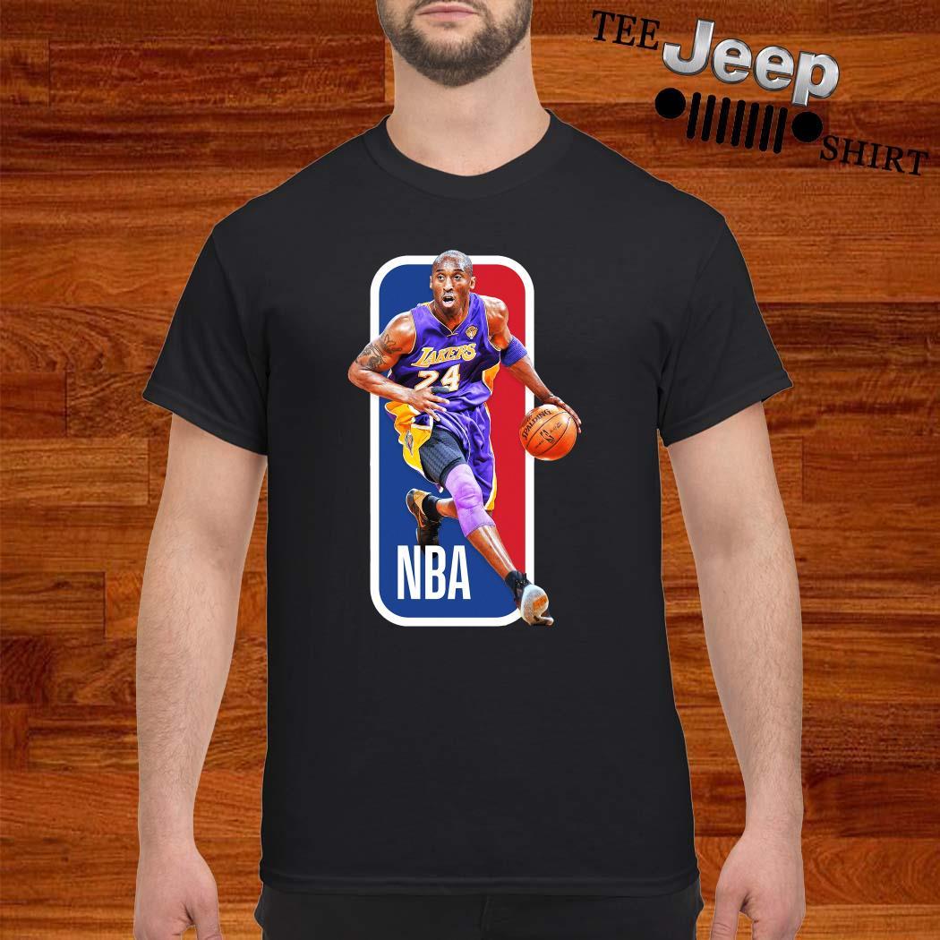 NBA Los Angeles Lakers Kobe Bryant Shirt
