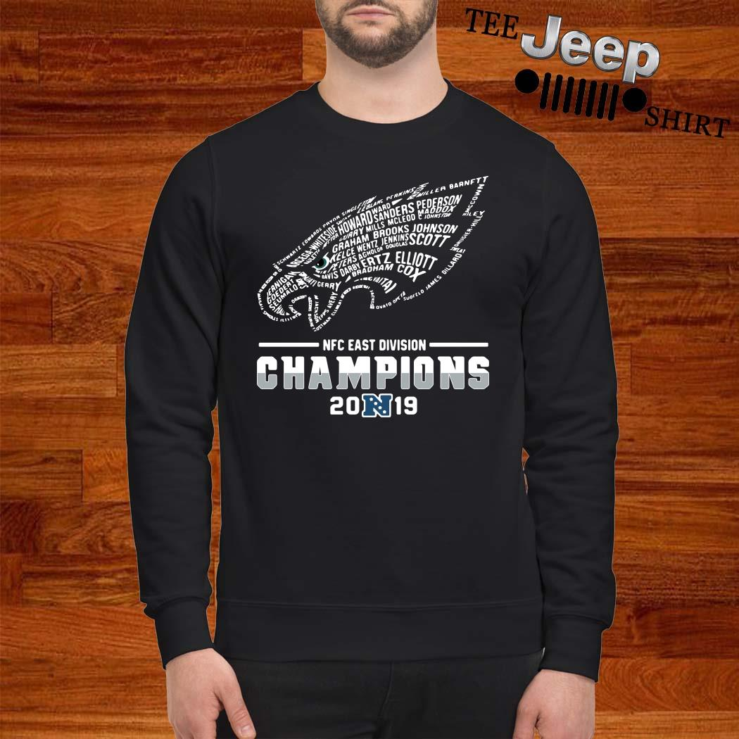 Philadelphia Eagles NFC East Division Champions 2019 Sweater