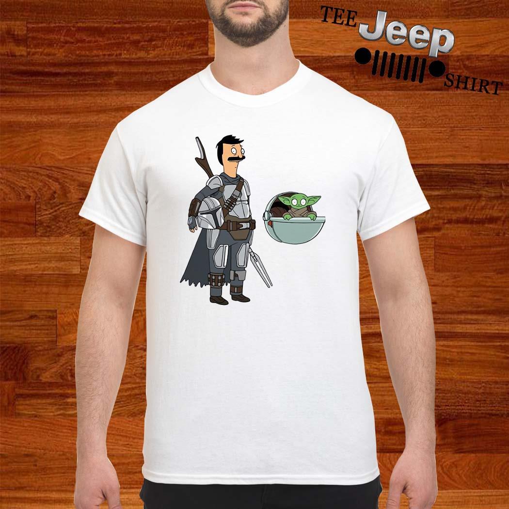 The Propane Bobby The Mandalorian And Baby Yoda Shirt