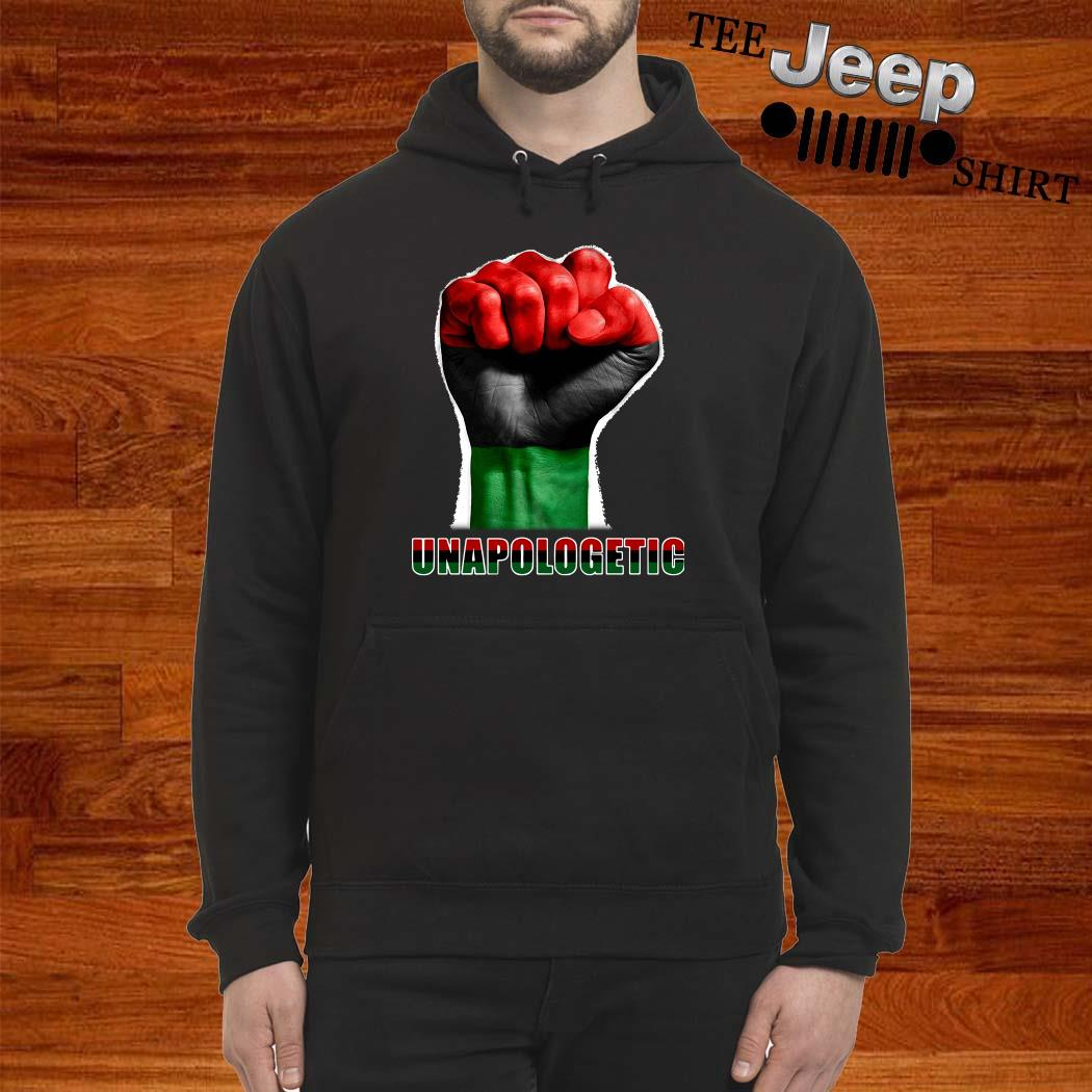 Punch Unapologetic Hoodie