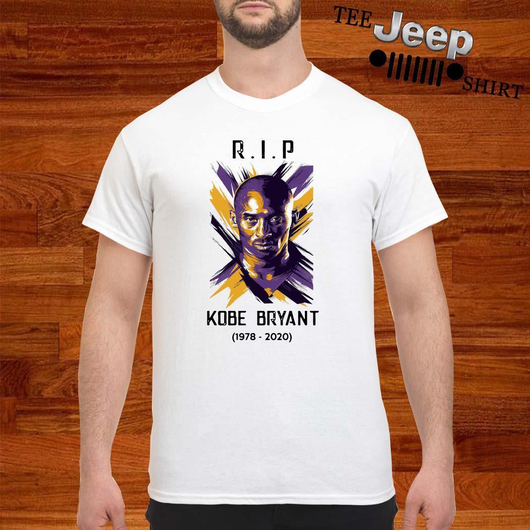 R.I.P Kobe Bryant 1978 2020 Shirt