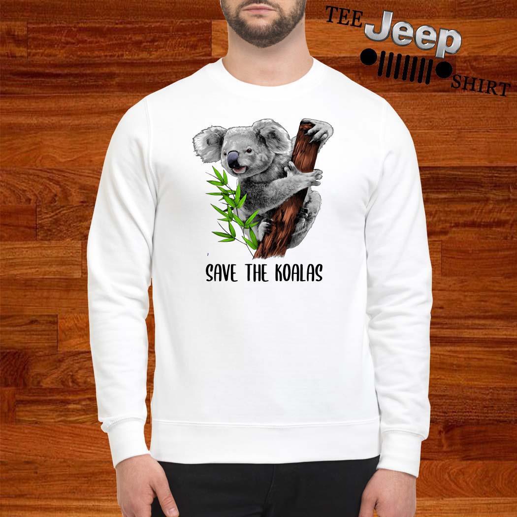 Save The Koalas Sweatshirt