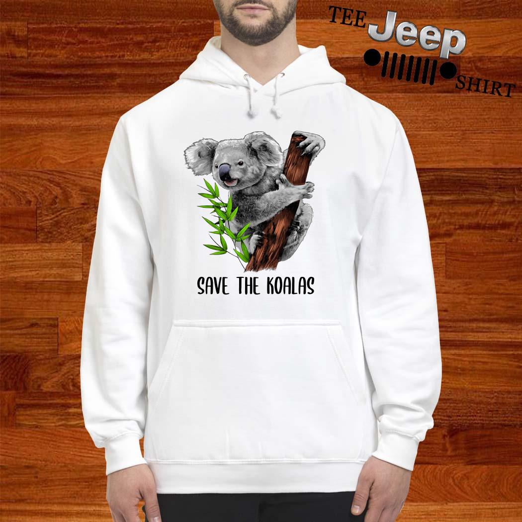 Save The Koalas Hoodie