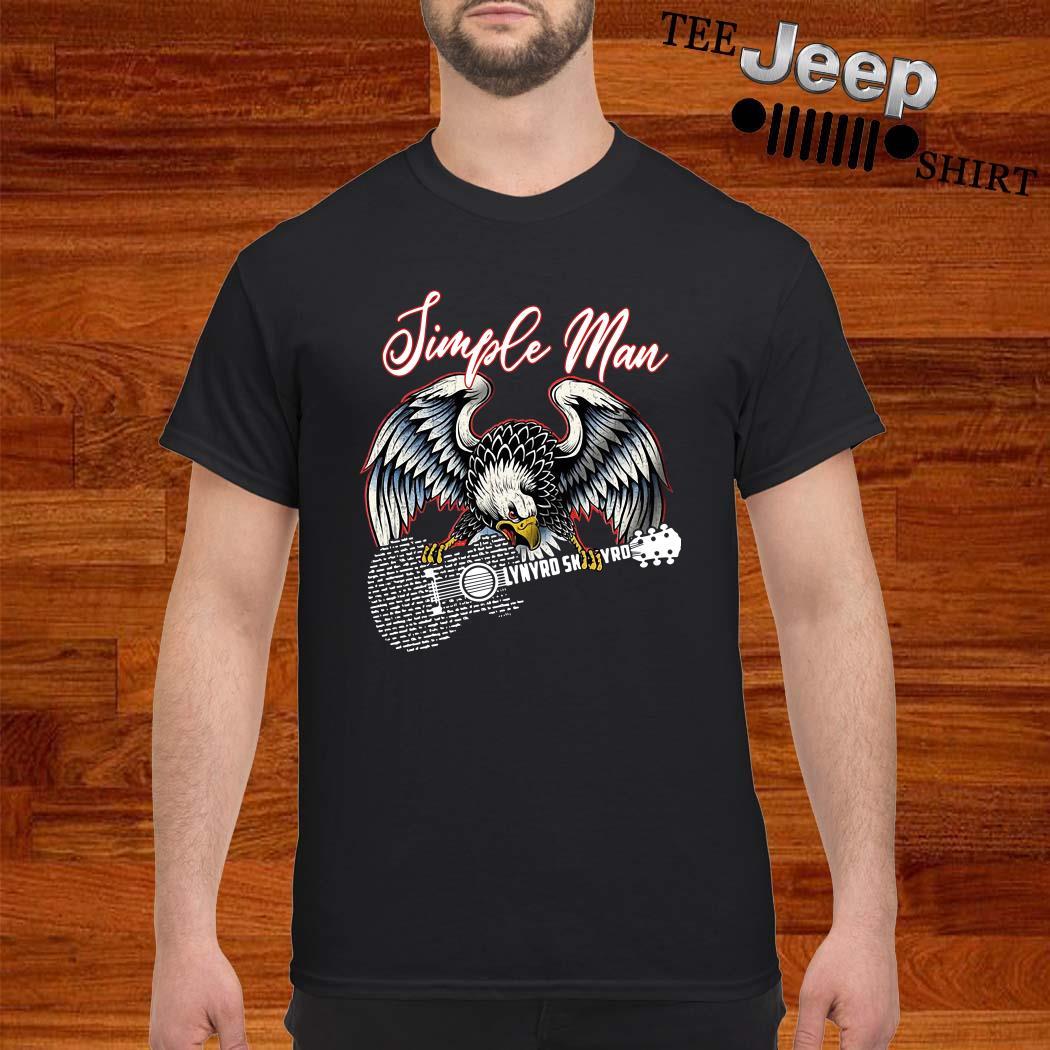 Simple Man Lynyrd Skynyrd Shirt