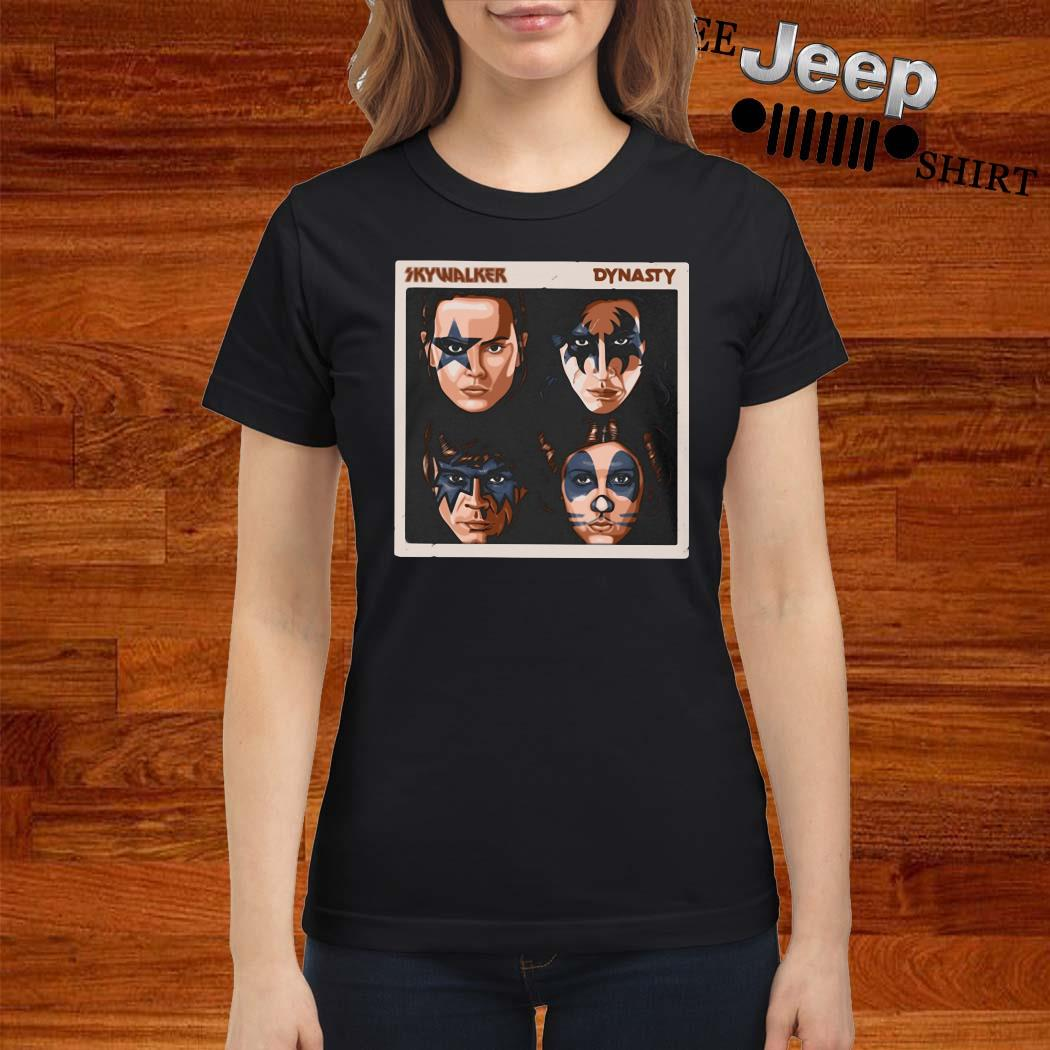 Skywalker And Dynasty Ladies Shirt