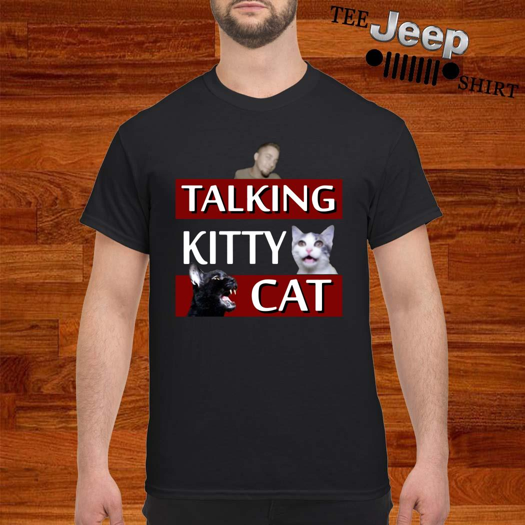 Talking Kitty Cat Shirt