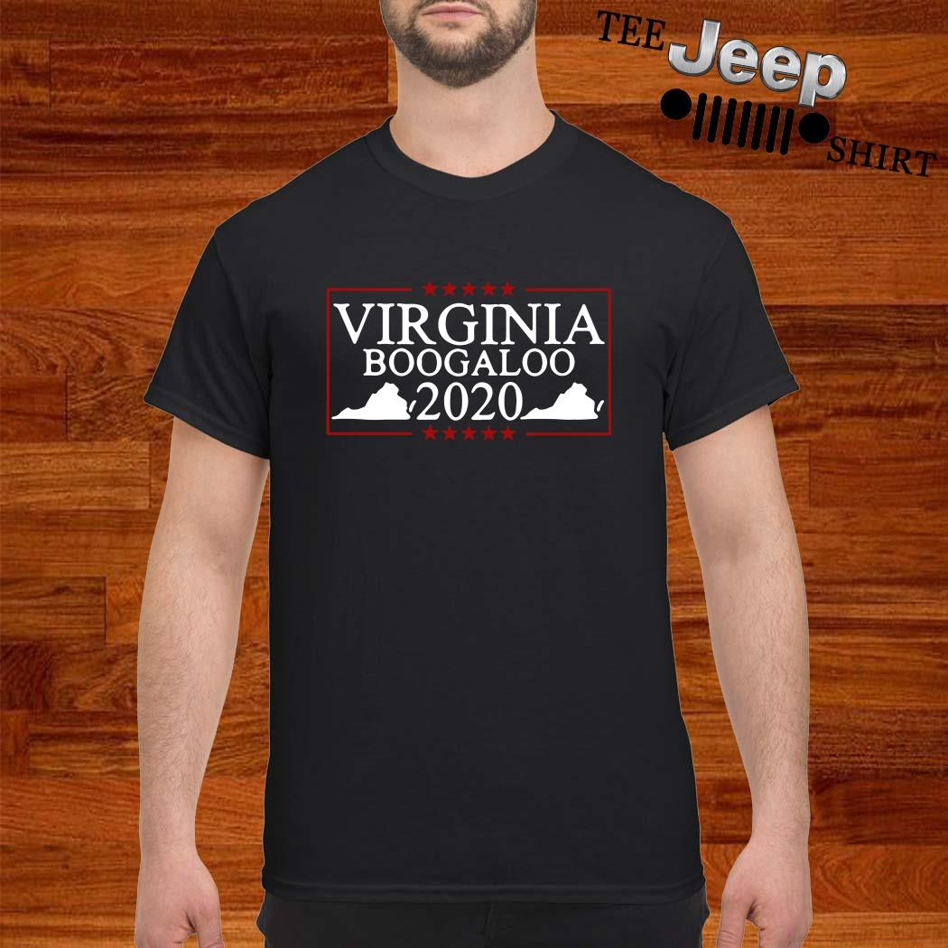 Virginia Boogaloo 2020 Shirt
