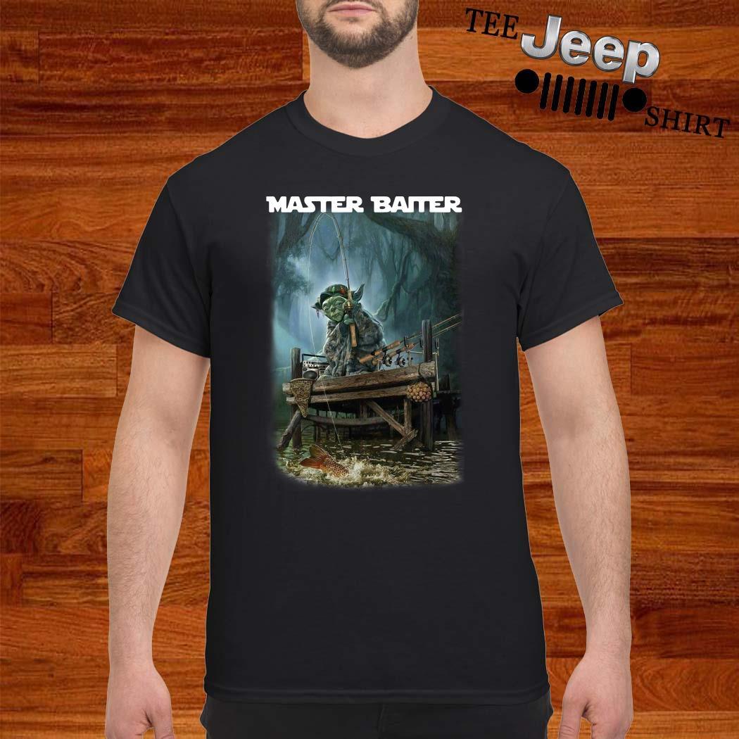 Yoda Fishing Master Baiter Shirt