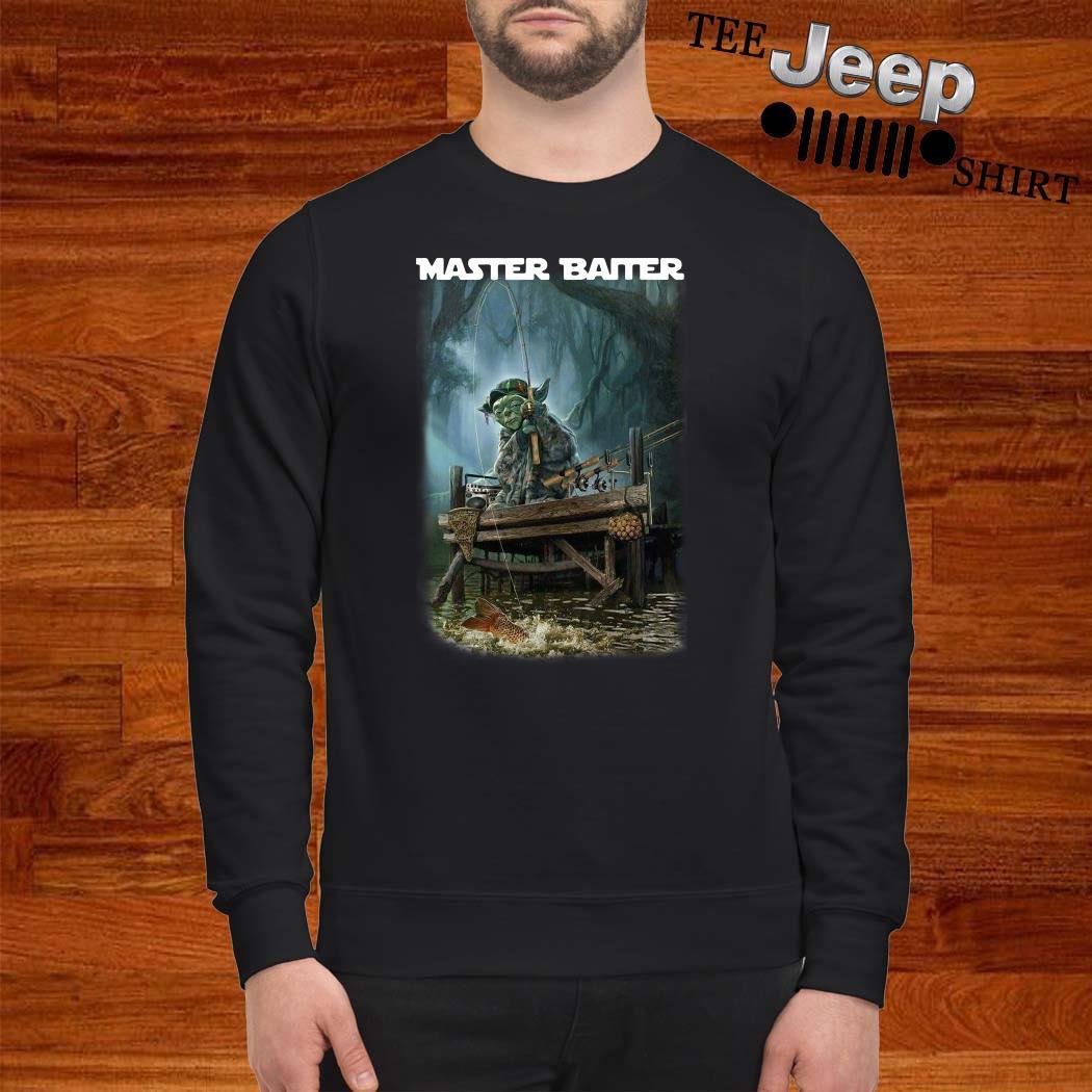 Yoda Fishing Master Baiter Sweater