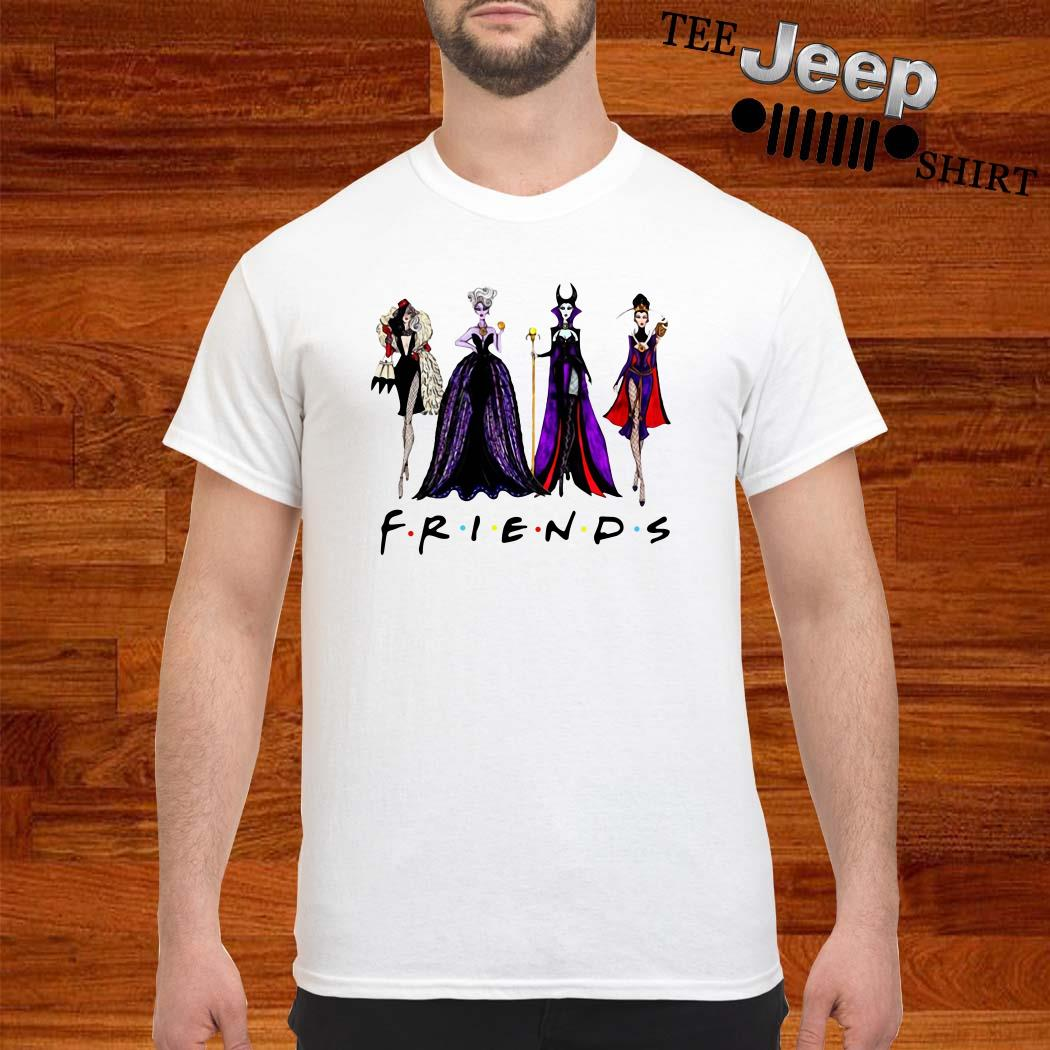 Disney Villains Friends Shirt