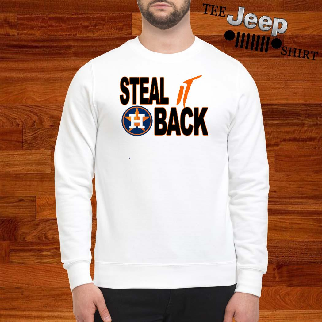 Houston Astros Steal It Back Sweater
