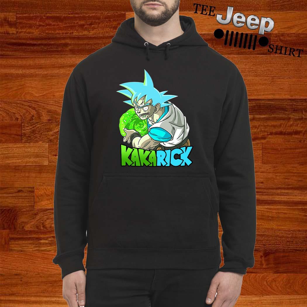 Rick And Morty Kakarick Hoodie