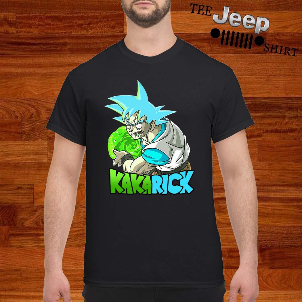 Rick And Morty Kakarick Shirt