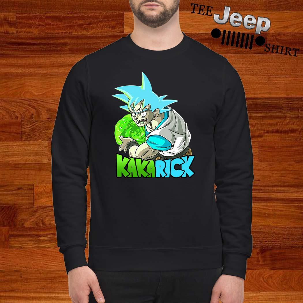 Rick And Morty Kakarick Sweatshirt