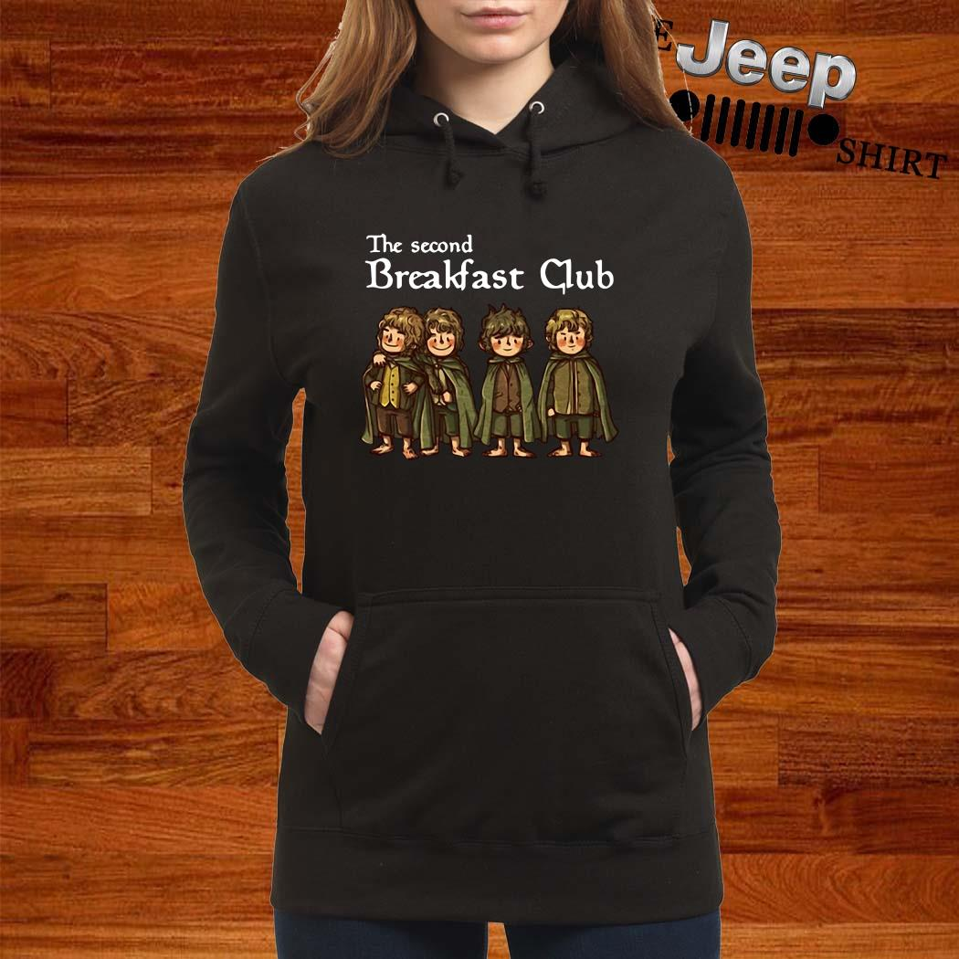 The Second Breakfast Club Hoodie