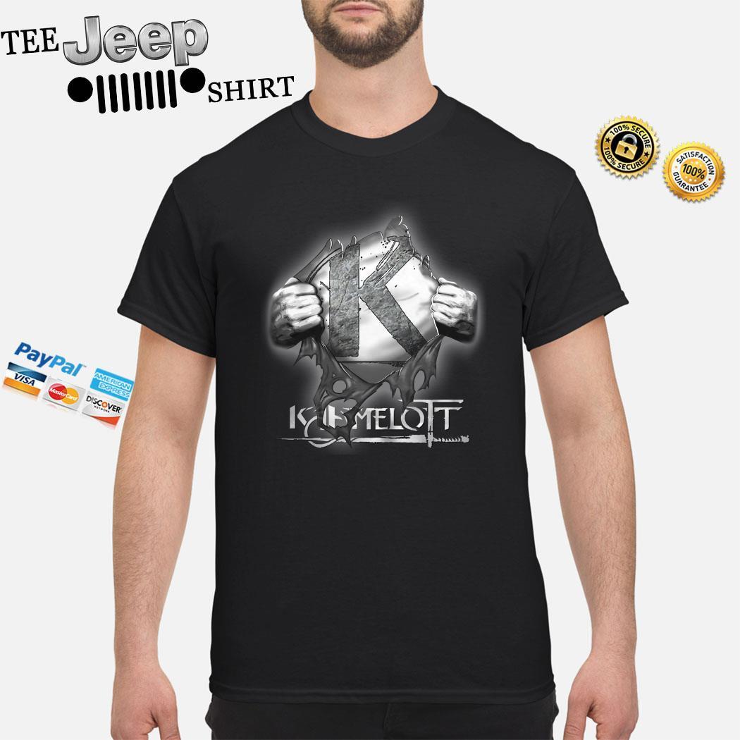 Tearing Kaamelott Shirt