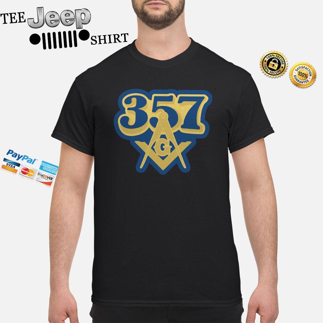 357 Freemasonry Logo Shirt