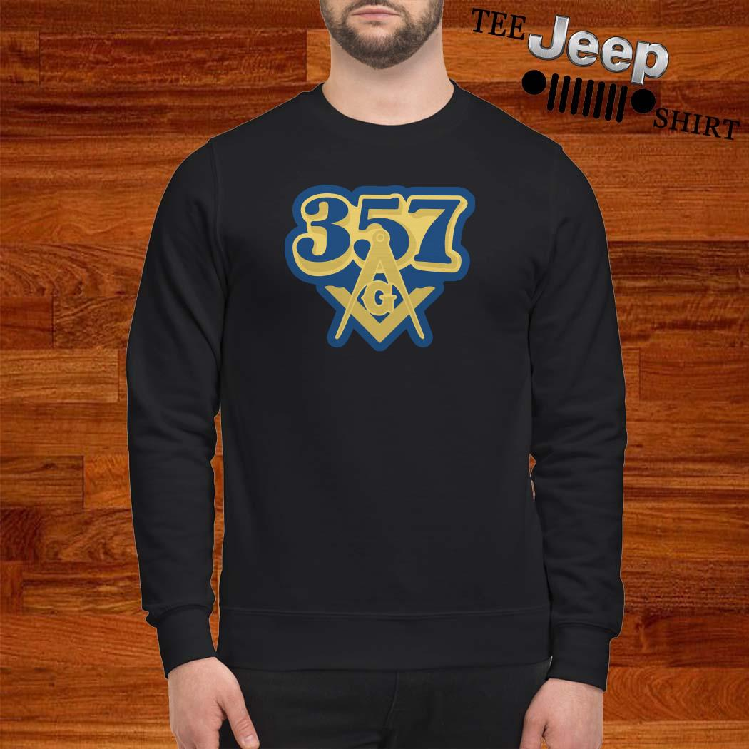 357 Freemasonry Logo Sweatshirt