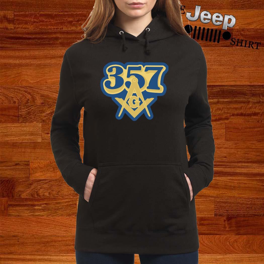 357 Freemasonry Logo Hoodie