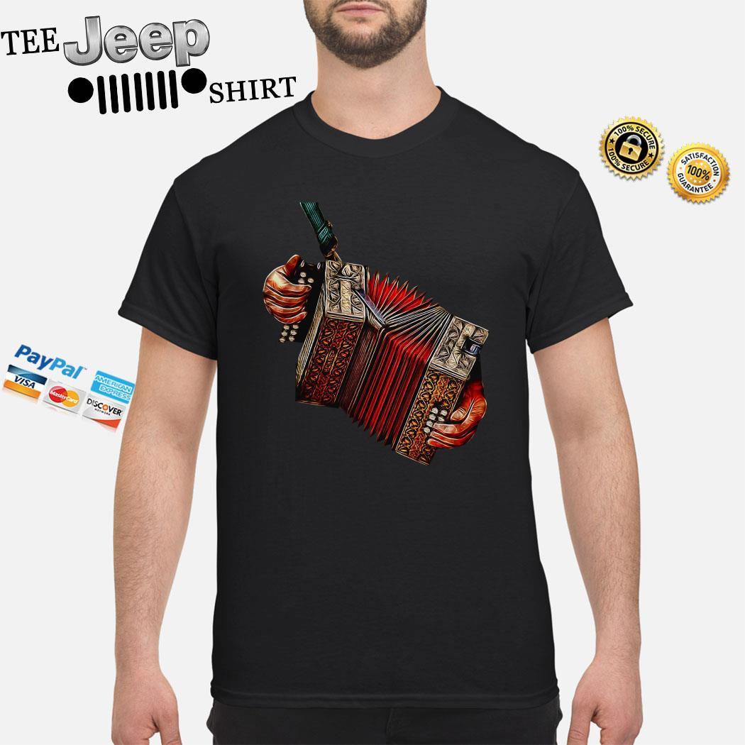 Accordionist Squeeze Shirt