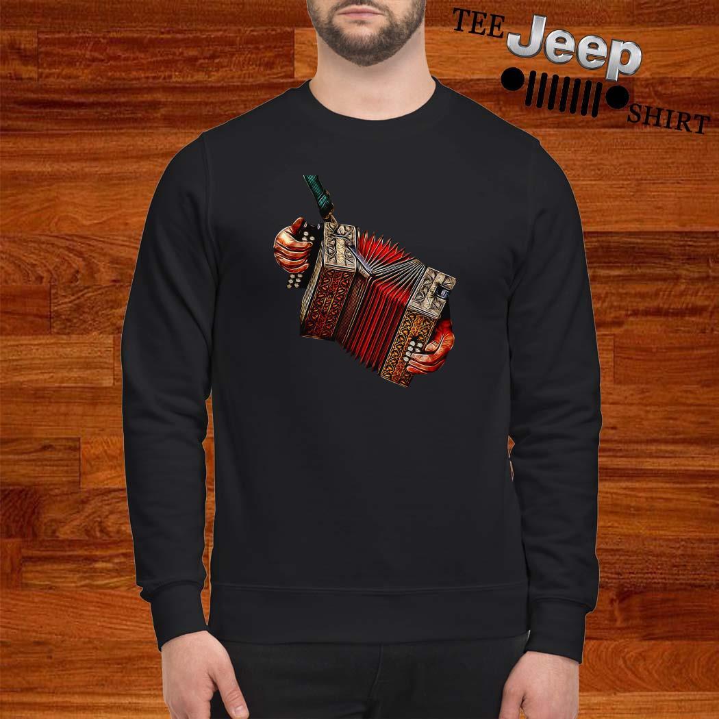 Accordionist Squeeze Sweatshirt