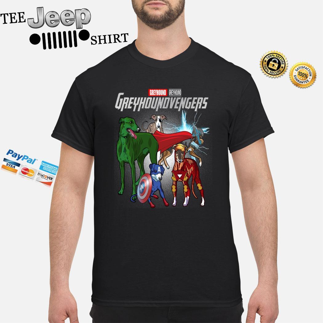 Avengers Endgame Greyhound Greyhoundvengers Shirt