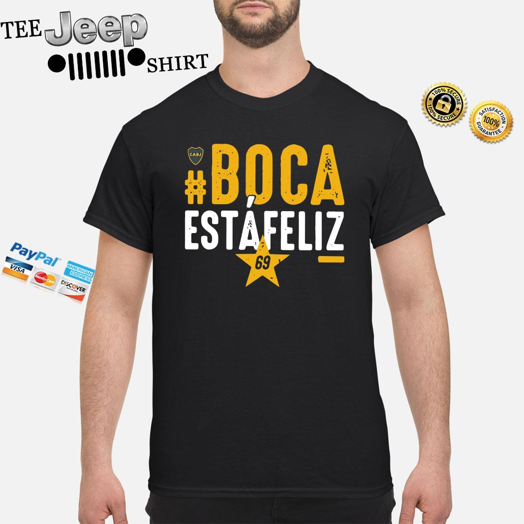 Boca Estafeliz 69 Shirt