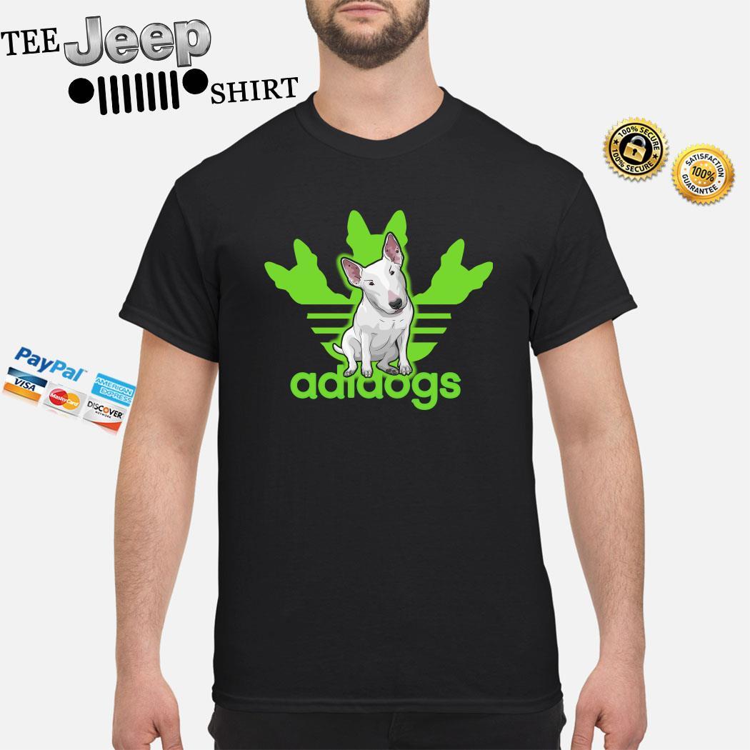 Bull Terrier Adidas Adidog Shirt