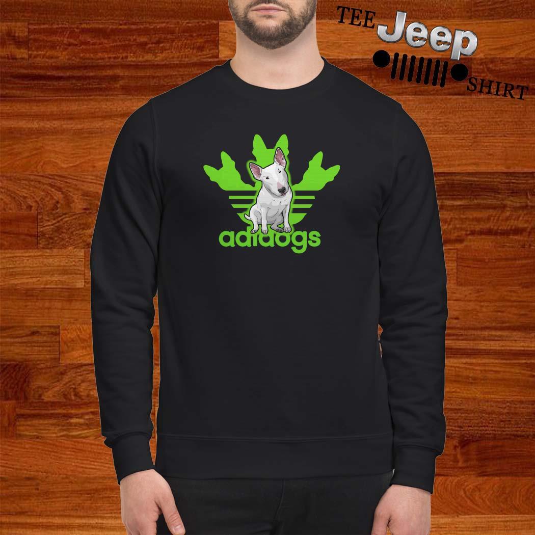 Bull Terrier Adidas Adidog Sweatshirt