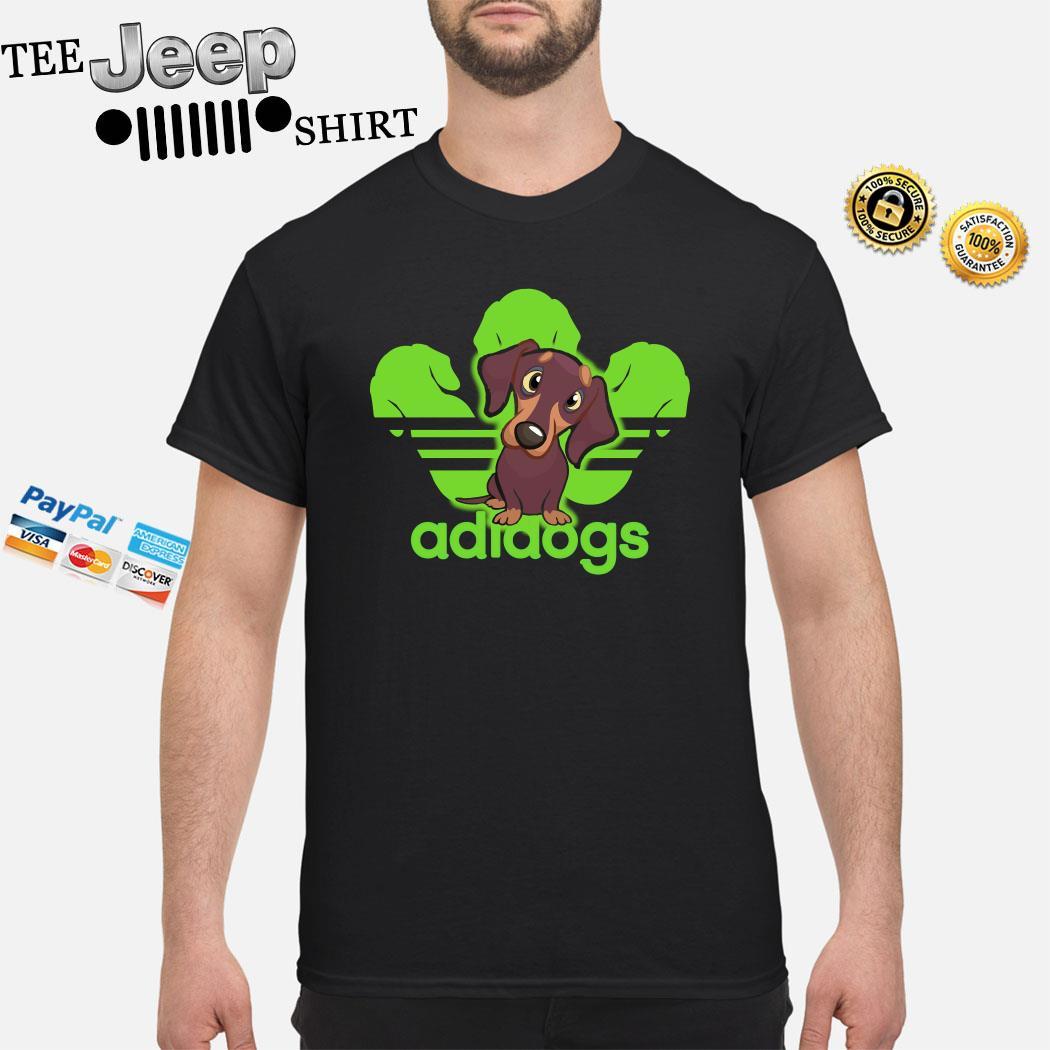 Dachshund Adidas Adidogs Shirt