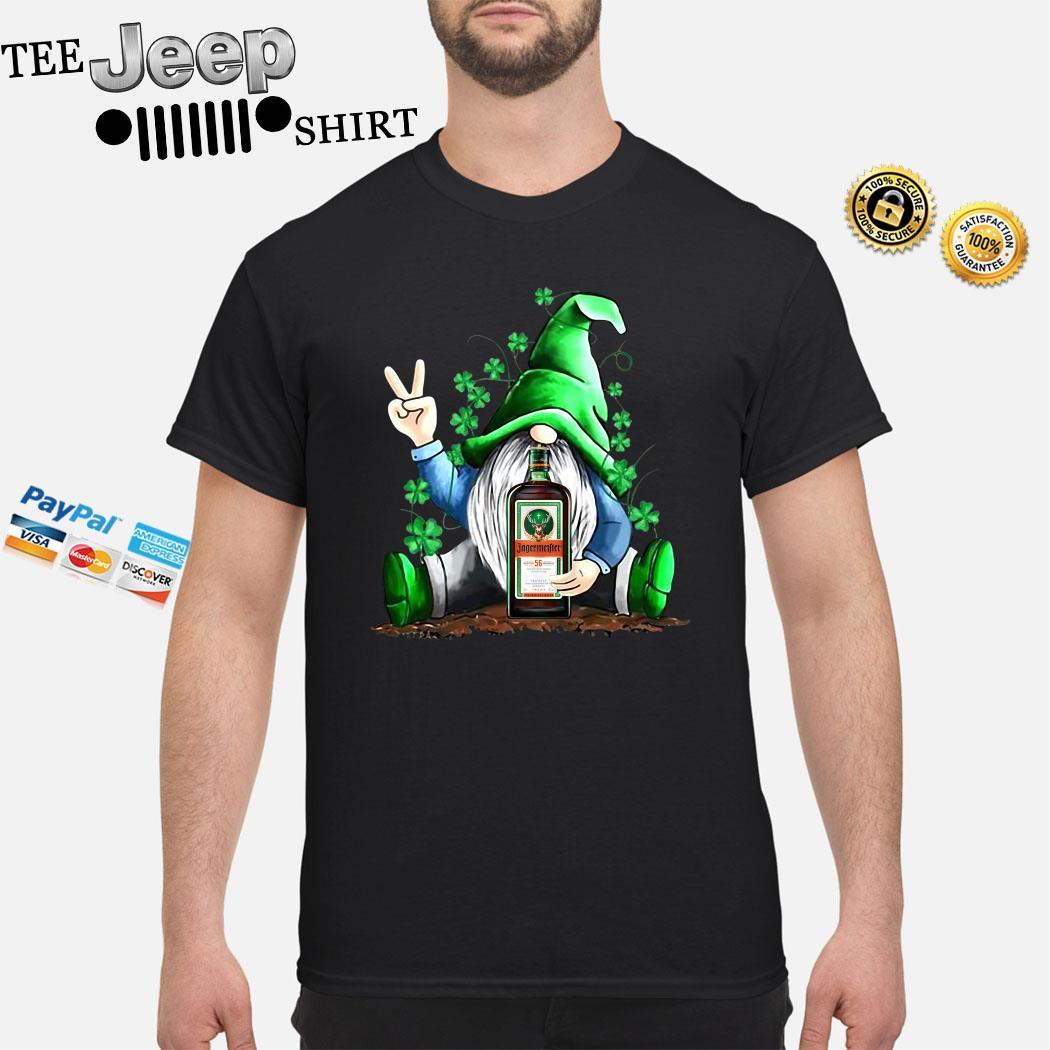 Gnomes Lucky Hug Jagermeister Shirt