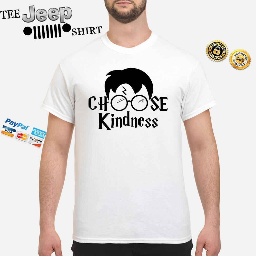 Harry Potter Choose Kindness Shirt