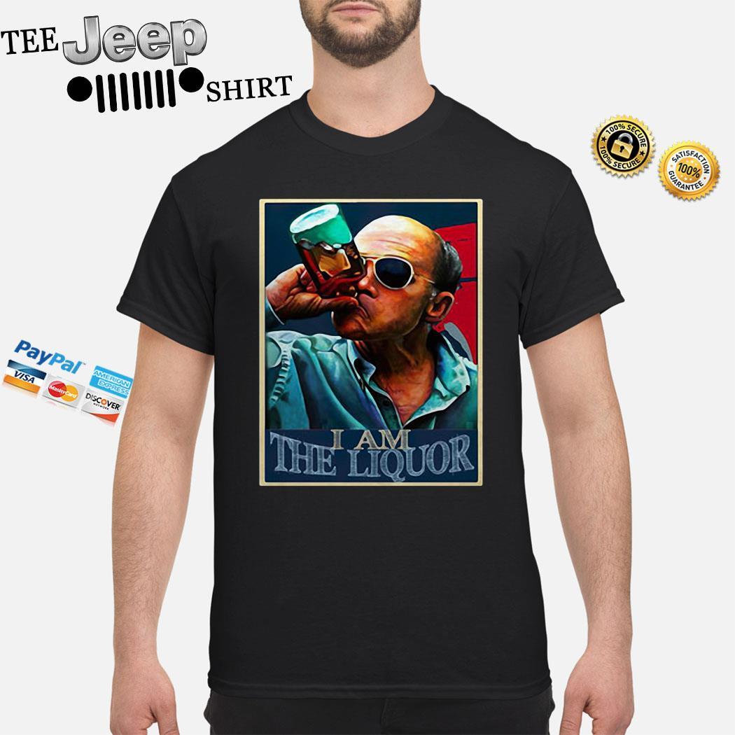 Jim Lahey I Am The Liquor Shirt