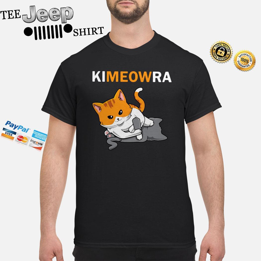 Jiu Jitsu Kimura Kimeowra Shirt