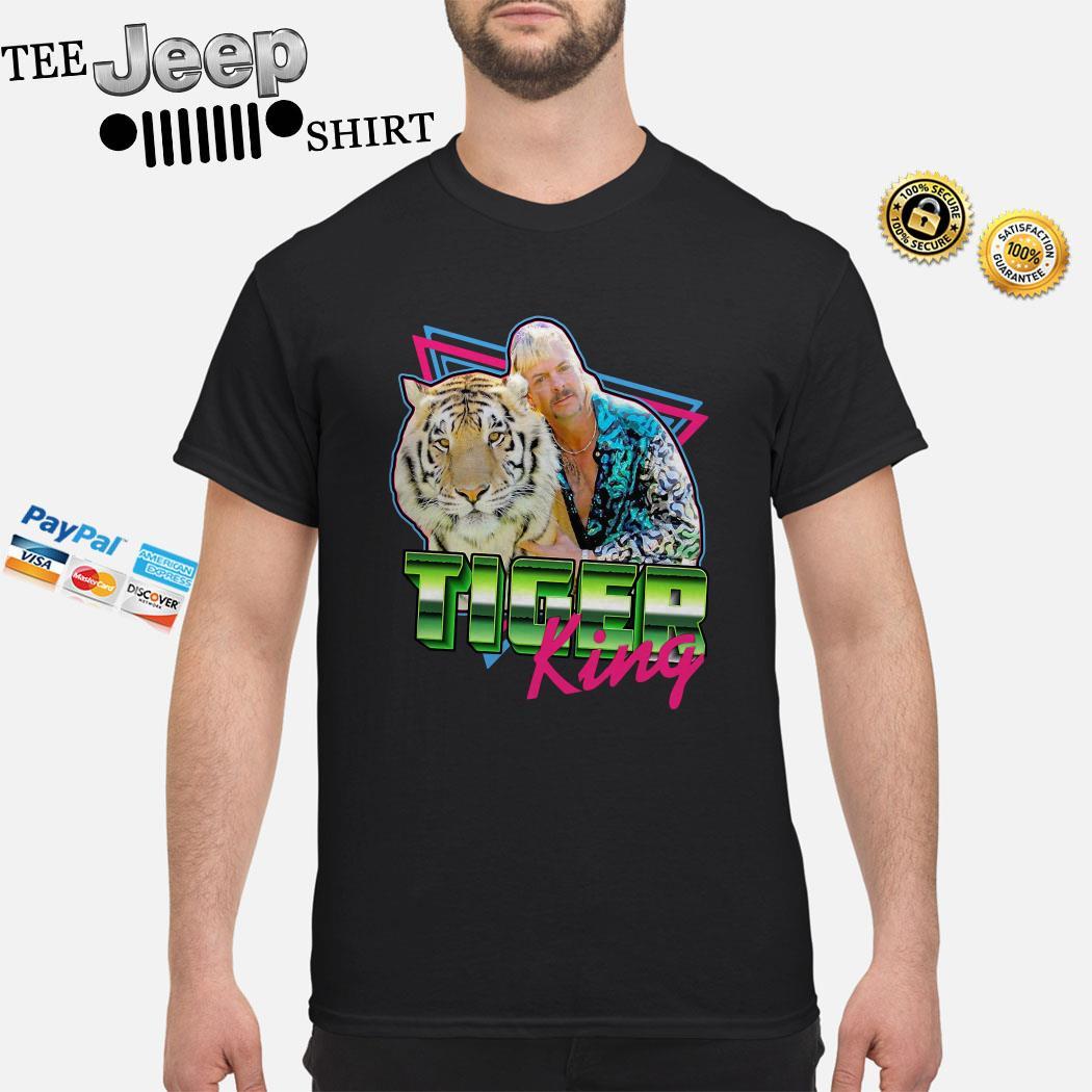 Joe Exotic Tiger King Shirt