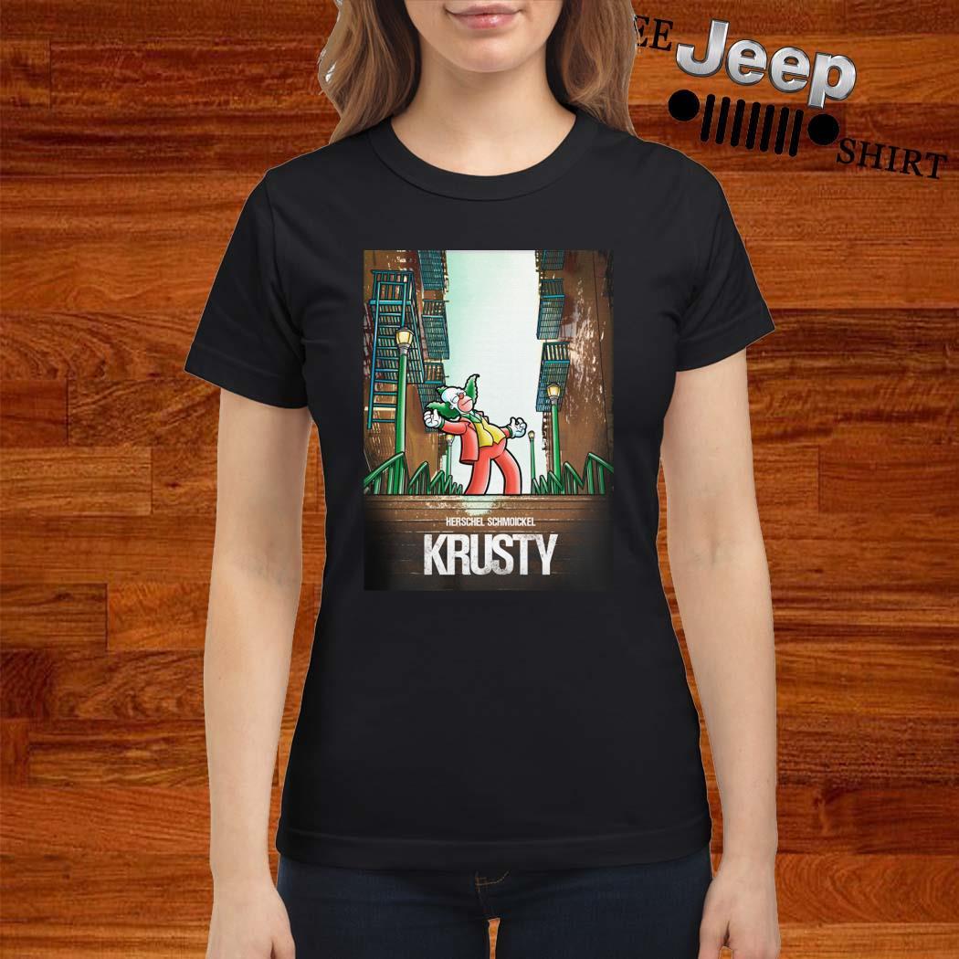Joker Herschel Schmoickel Krusty Ladies Shirt