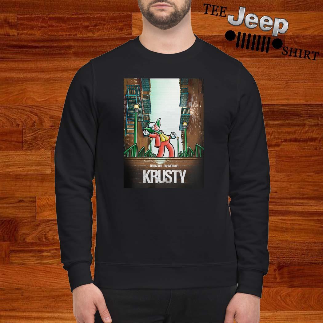 Joker Herschel Schmoickel Krusty Sweatshirt