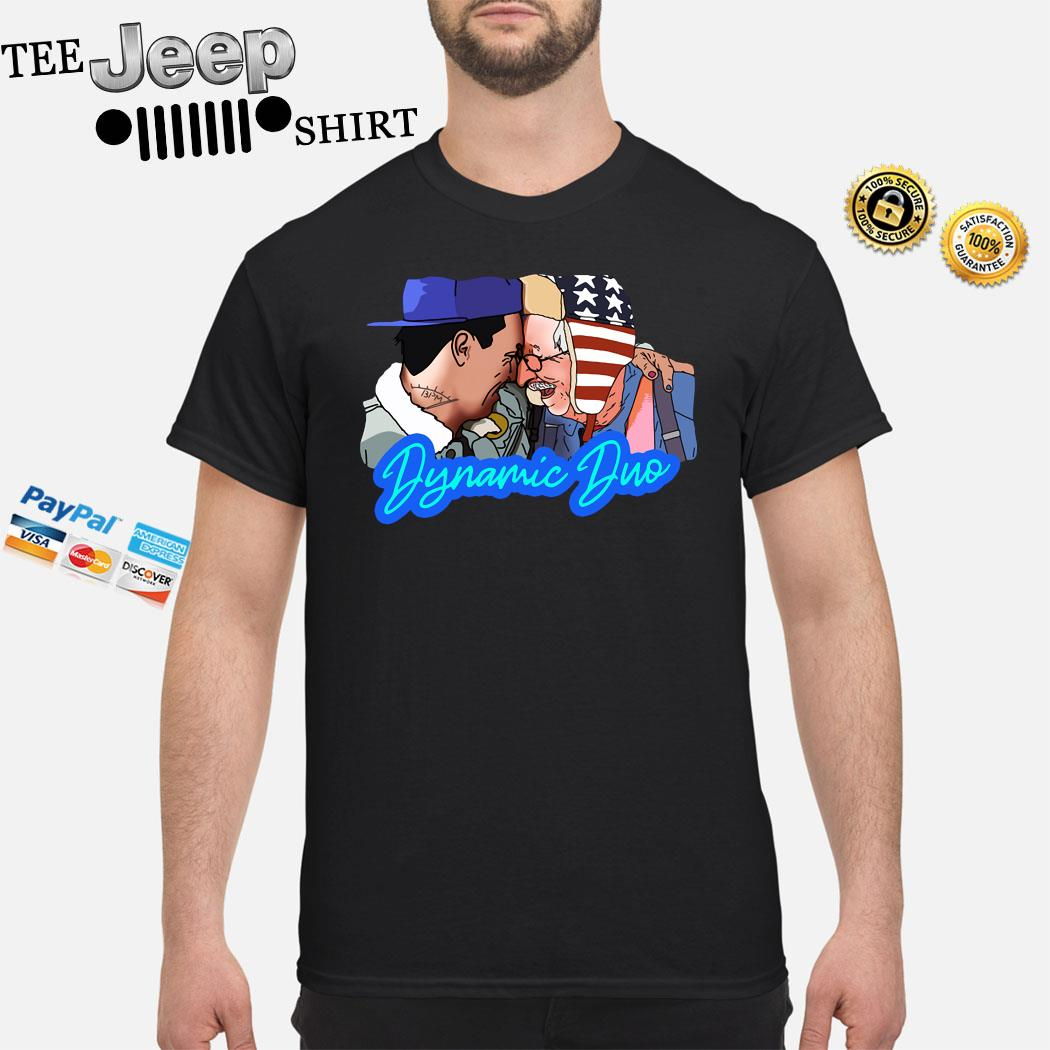 Justin Spencer And Roy Small Dynamic Duo Shirt
