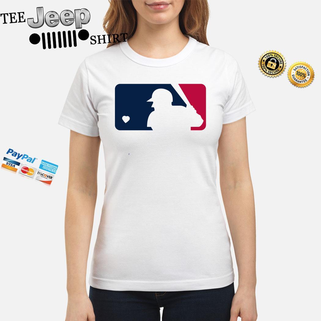 Love Cuban Baseball Federation Ladies Shirt