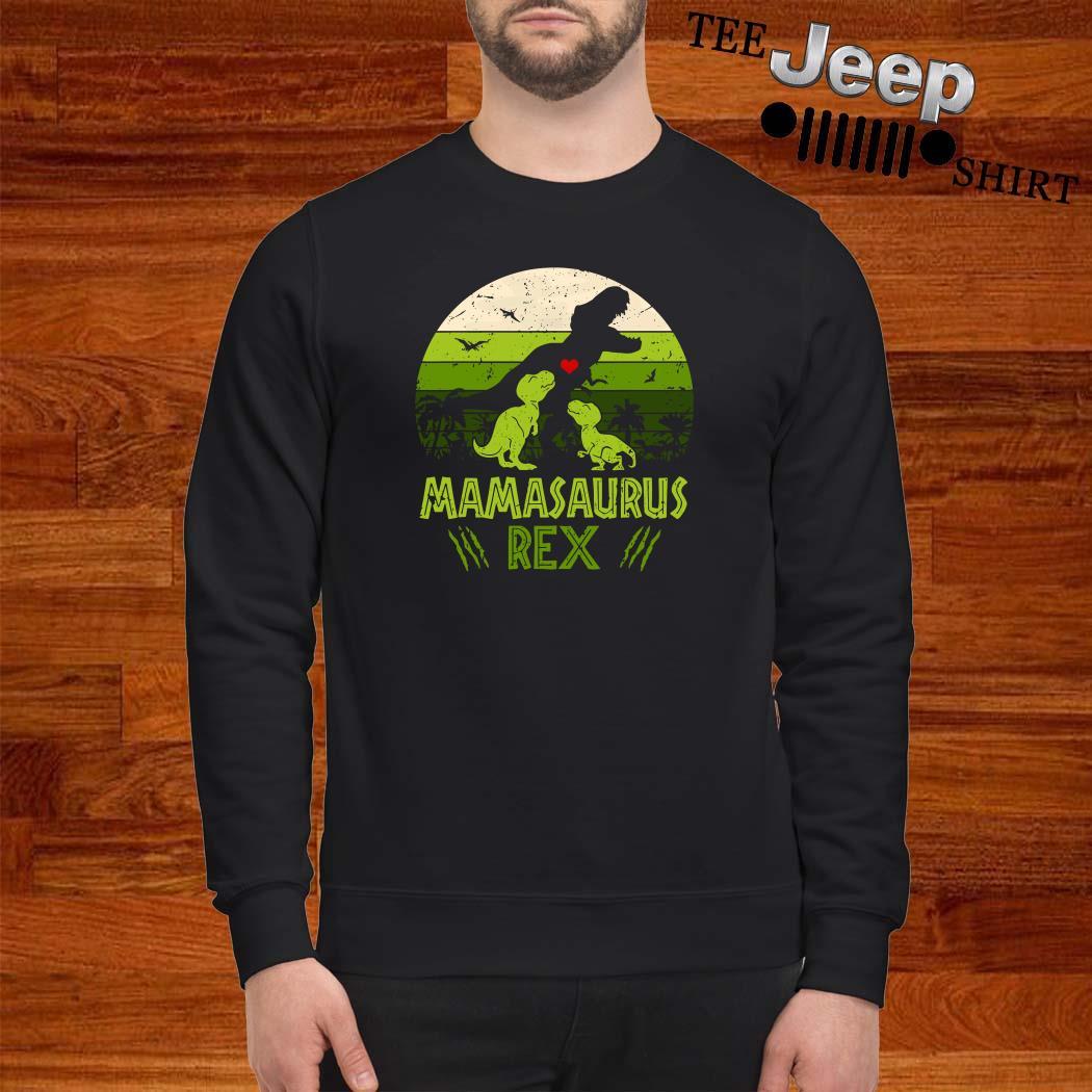 Mamasaurus Rex Vintage Sweatshirt