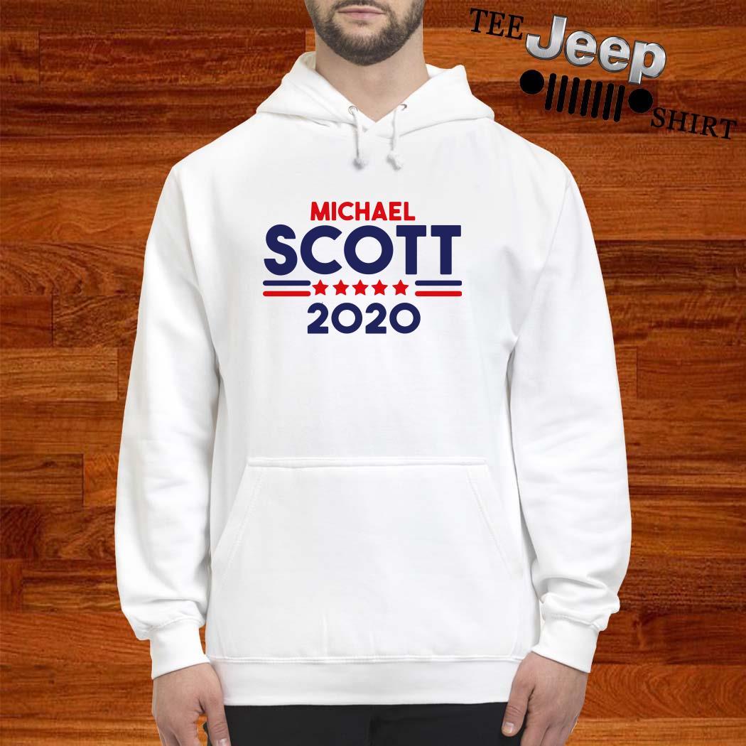Michael Scott 2020 Hoodie