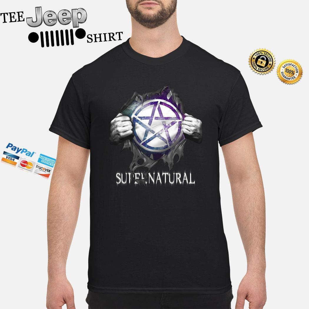 Supernatural Inside Me Shirt