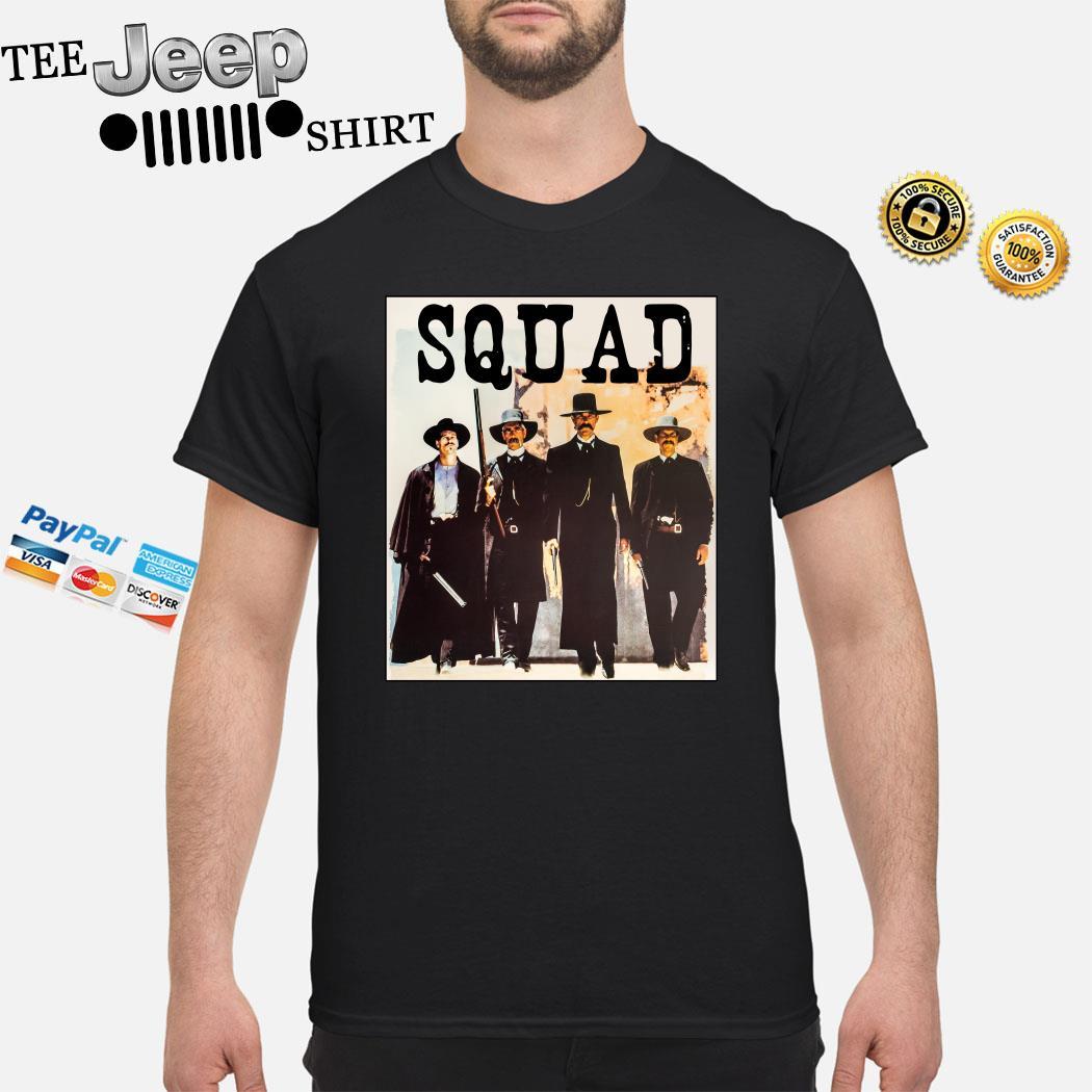 Tombstone Squad Shirt