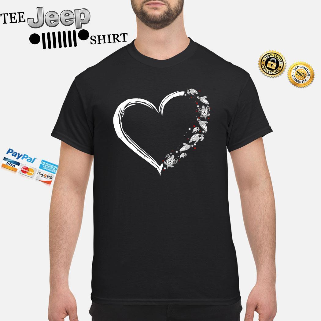 Turtles Heart Shirt
