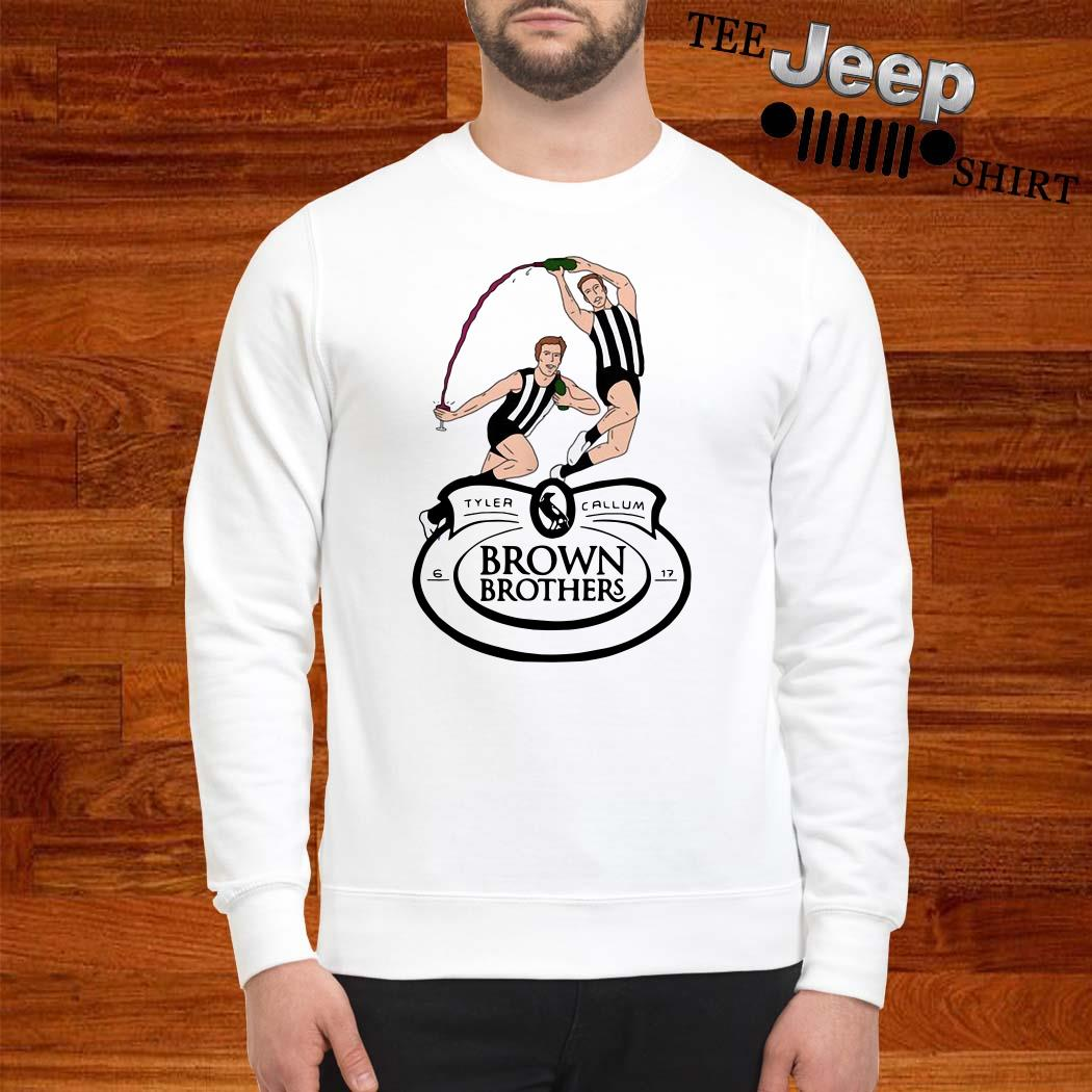 Tyler Callum Brown Brothers Sweatshirt