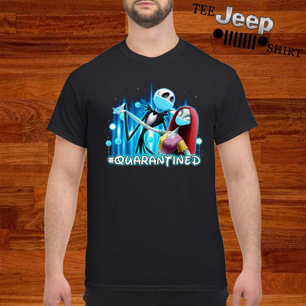 Jack And Sally Quarantined Shirt