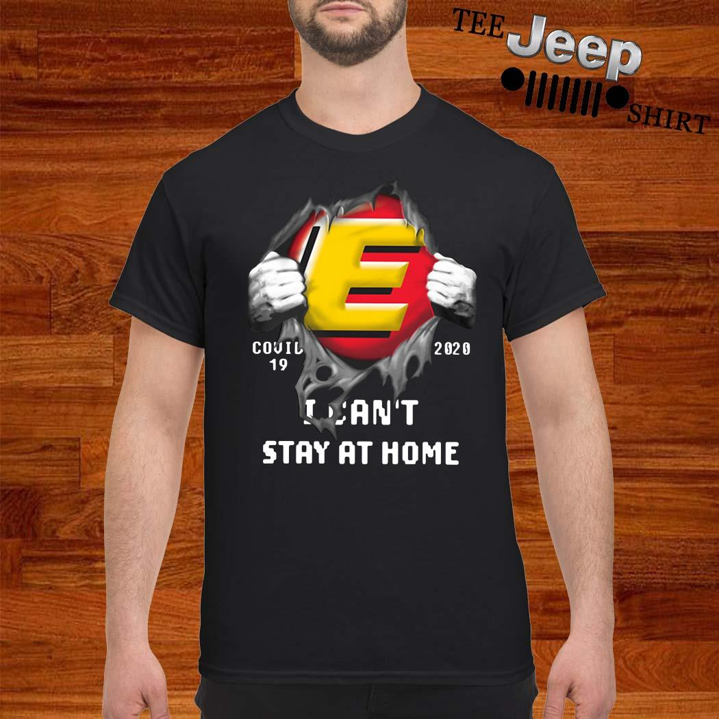 Estes Express Inside Me Covid-19 2020 I Can't Stay At Home Shirt