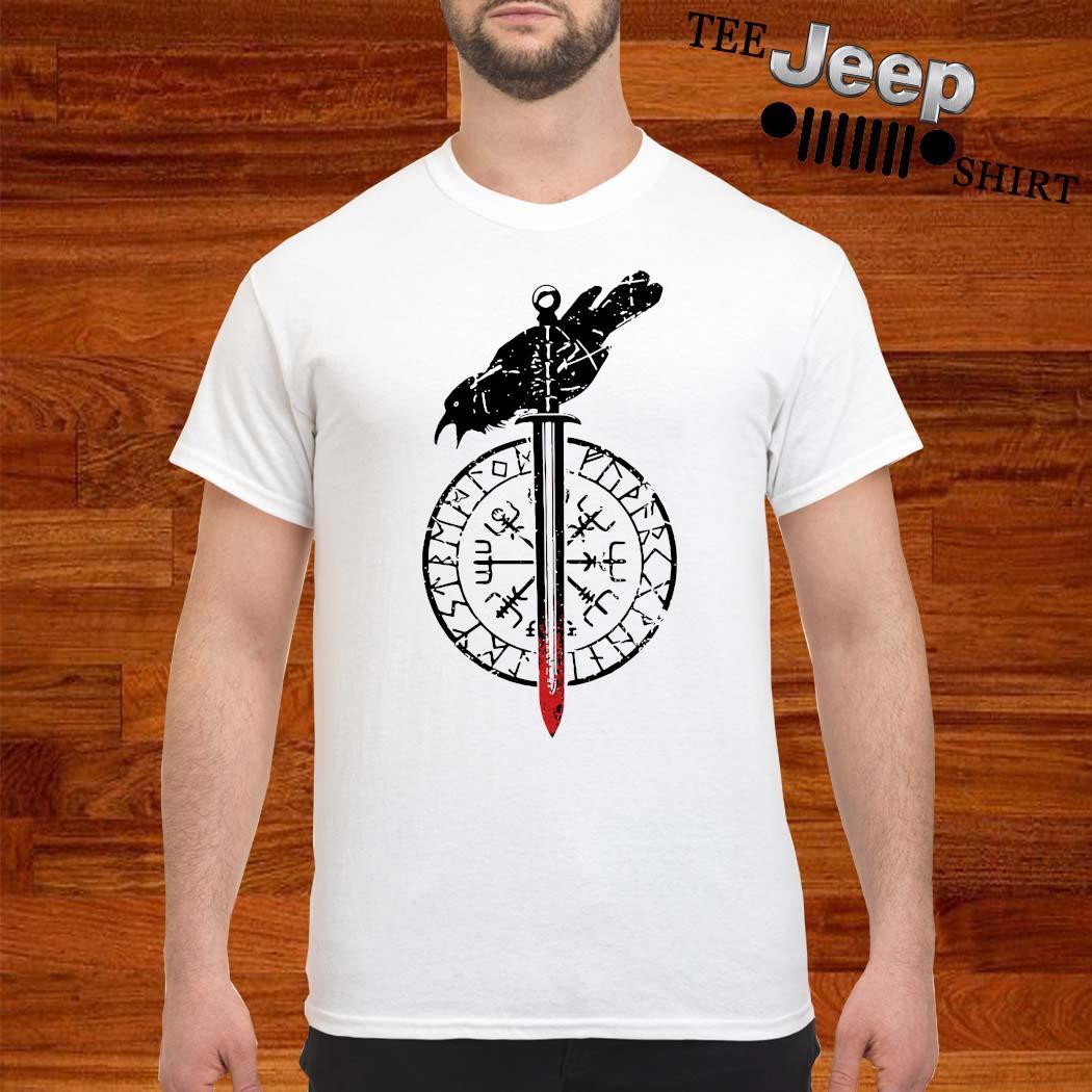 Raven Vegvisir Shirt