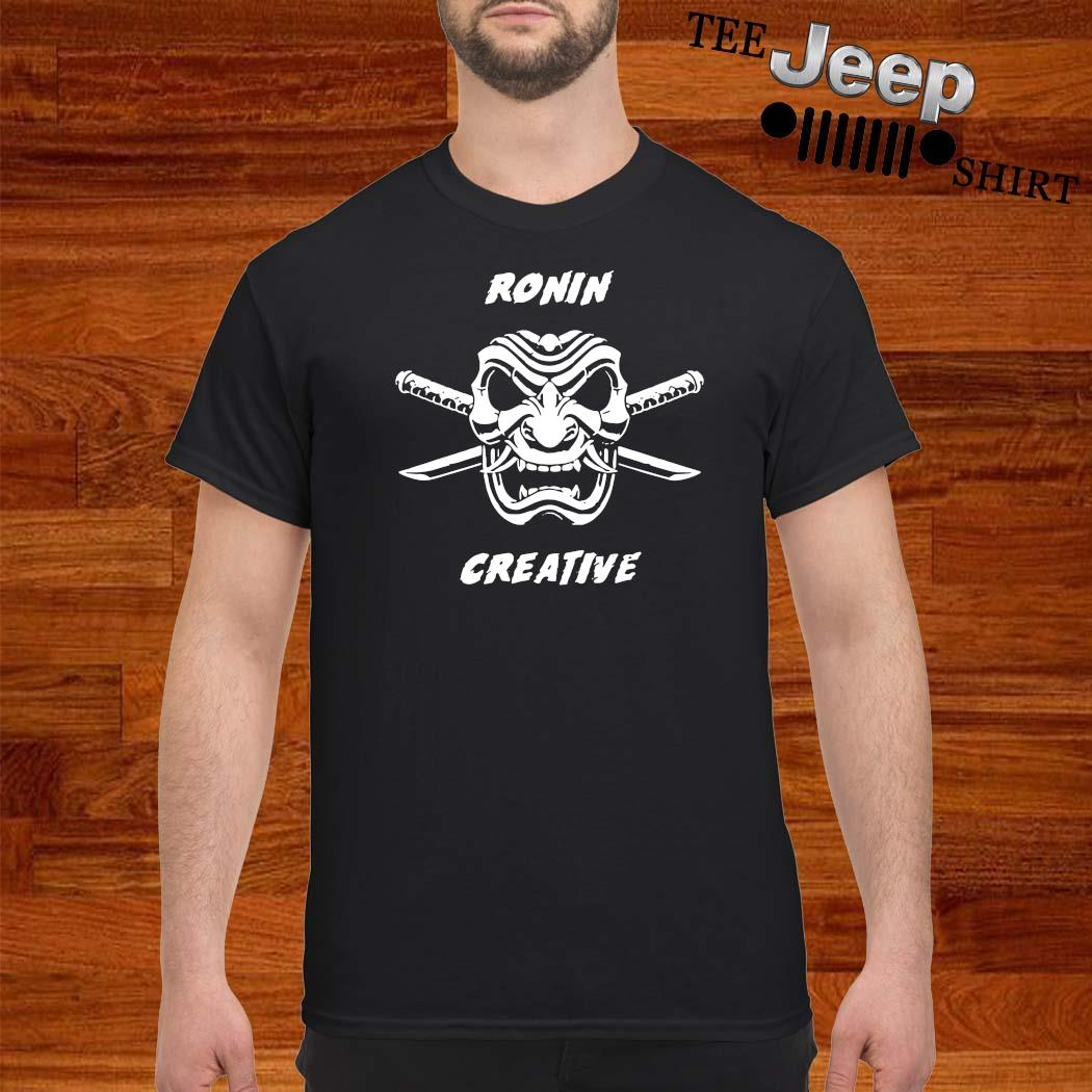 Ronin Creative Japanese Shirt