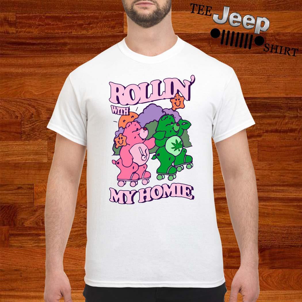 Bear Rollin' With My Home Shirt
